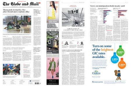 The Globe and Mail – April 29, 2019