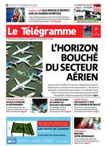 Le Télégramme Ouest Cornouaille – 22 août 2020