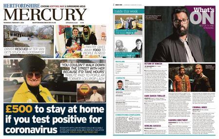 Hertfordshire Mercury – February 04, 2021