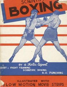 Scientific Boxing: Diet; Fight Training, Scientific Boxing, K.O. Punching (Repost)