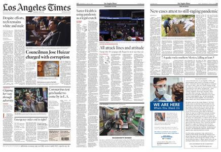 Los Angeles Times – June 24, 2020