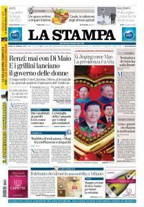 La Stampa Imperia e Sanremo - 26 Febbraio 2018