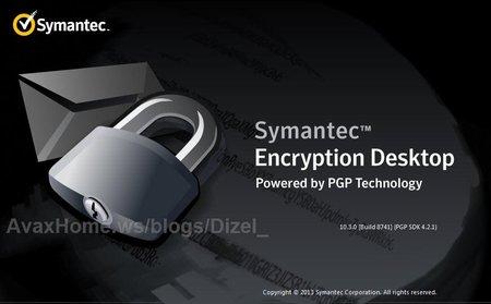 Symantec Encryption Desktop Professional 10.4.2 MP3 Multilingual