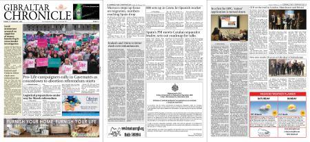 Gibraltar Chronicle – 07 February 2020
