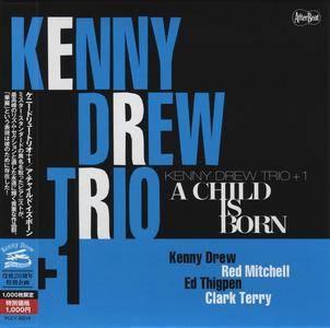 Kenny Drew Trio + 1 - A Child Is Born [Recorded 1978] (2013)