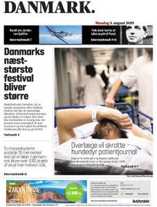 JydskeVestkysten Varde – 05. august 2019