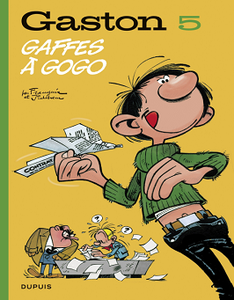 Gaston - Tome 5 - Gaffes à gogo (Edition 2018)