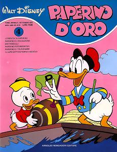 Paperino D'Oro - Volume 4