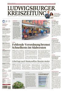 Ludwigsburger Kreiszeitung LKZ - 09 März 2021