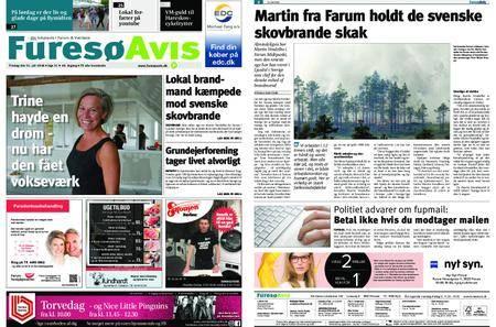 Furesø Avis – 31. juli 2018