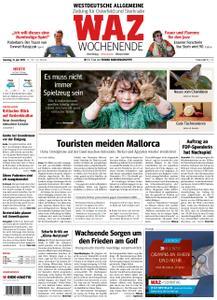 WAZ Westdeutsche Allgemeine Zeitung Oberhausen-Sterkrade - 15. Juni 2019