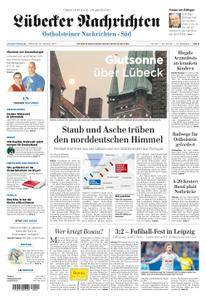 Lübecker Nachrichten Ostholstein Süd - 18. Oktober 2017