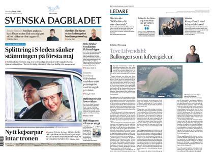 Svenska Dagbladet – 01 maj 2019