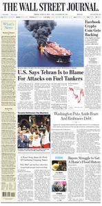 The Wall Street Journal – 14 June 2019