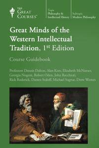 TTC Video - Great Minds of the Western Intellectual Tradition, 1st Edition
