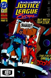 Justice League Europe 32