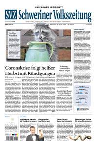 Schweriner Volkszeitung Hagenower Kreisblatt - 20. April 2020