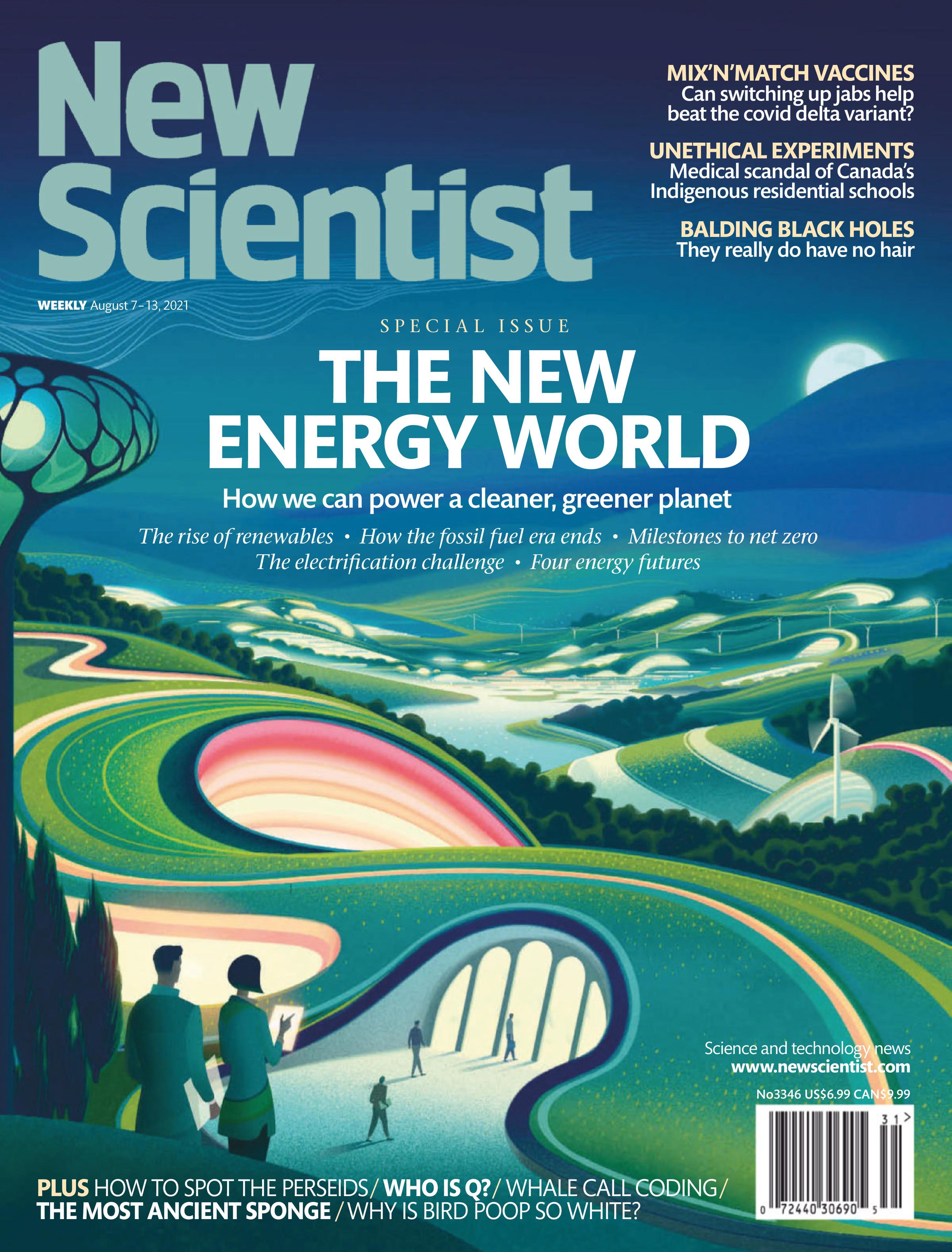 New Scientist - August 07, 2021