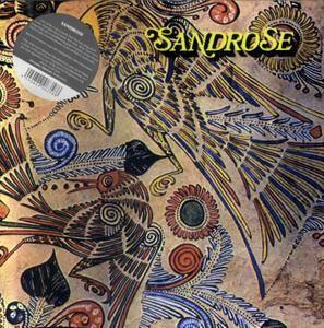Sandrose - Sandrose (1972) SP 180g Pressing - LP/FLAC In 24bit/96kHz