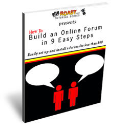 How to Build an Online Forum in 9 Easy Steps