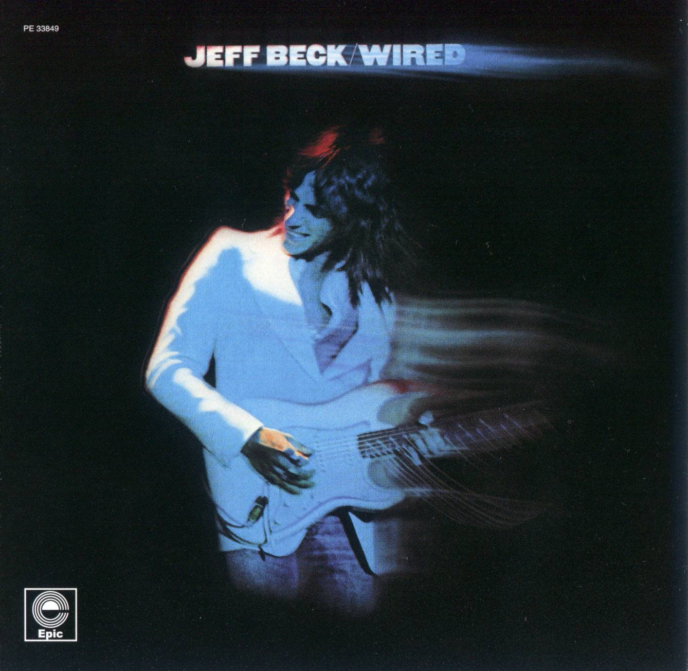 Jeff Beck - Wired (1976) [Analogue Productions, Remastered 2016] Audio CD Layer