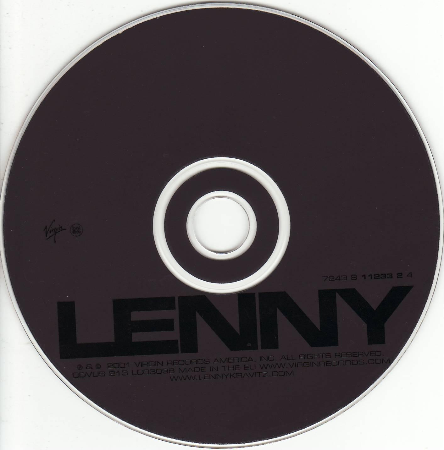 Lenny Kravitz - Lenny (2001)