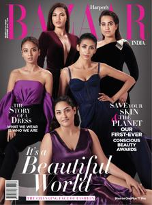 Harper's Bazaar India - November 2019