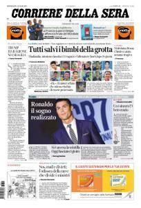 Corriere della Sera - 11 Luglio 2018