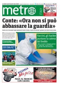 Metro Milano - 4 Dicembre 2020