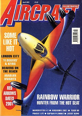 Aircraft Illustrated - Vol 34 No 04 (2001 - 04)