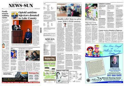 Lake County News-Sun – February 28, 2018