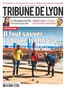 Tribune de Lyon - 21 Mars 2019