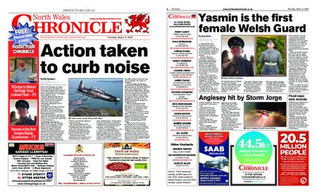 North Wales Chronicle – March 05, 2020