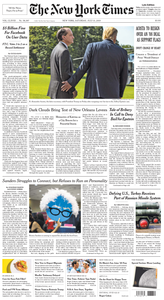 The New York Times – 13 July 2019
