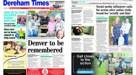 Dereham Times – May 23, 2019