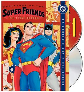 Challenge of the Super Friends (1978) [Season 1]