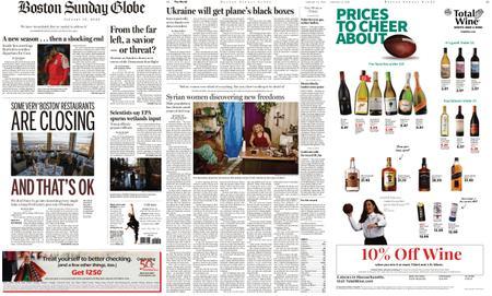 The Boston Globe – January 19, 2020