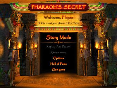 Pharaoh's Secret - beta