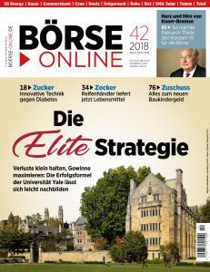 Börse Online - 18 Oktober 2018