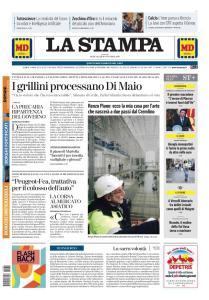 La Stampa Torino Provincia e Canavese - 30 Ottobre 2019