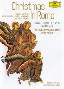 Paul McCreesh, Trevor Pinnock, Gabrieli Consort & Players, The English Concert & Choir - Christmas in Rome (2007)