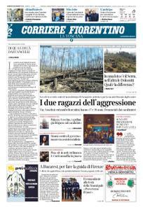 Corriere Fiorentino La Toscana – 09 novembre 2018