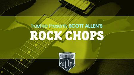 Truefire - Rock Chops with Scott Allen's
