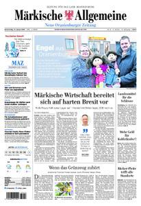 Neue Oranienburger Zeitung - 17. Januar 2019