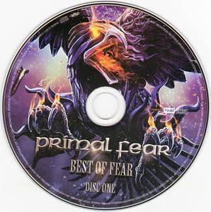 Primal Fear - Best Of Fear (2017) [Japanese Ed.] 2CD