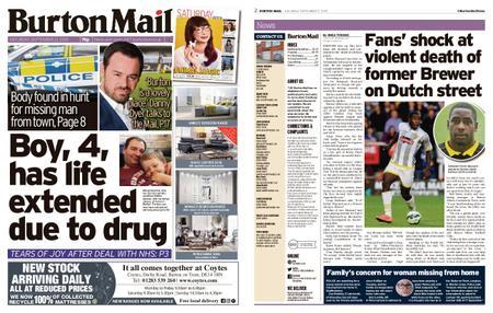 Burton Mail – September 21, 2019