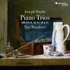 Trio Wanderer - Haydn: Piano Trios, Hob. XV:14, 18, 21, 26 & 31 (2018)