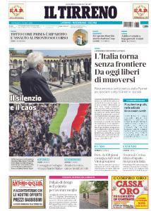 Il Tirreno Livorno - 3 Giugno 2020