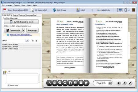 Flip Shopping Catalog 2.4.9.29 Multilingual