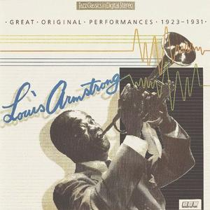 Louis Armstrong - Great Original Performances 1923-1931 (1985) {BBC Records And Tapes}